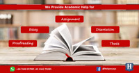 Proposal/Coursework/Proofreading/Dissertation/Thesis/Essay/Assig