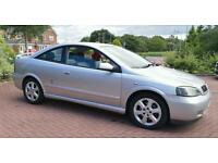 Vauxhall Astra Coupe Bertone Edition, YEARS MOT.