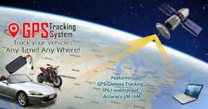 REAL-TIME GPS TRACKER VEHICLE CAR TRUCK TRACKING