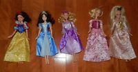 Barbies Princesses