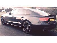 Audi A5 Quattro Sportback Special Edition Black SLine