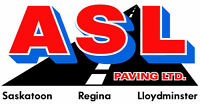 Experienced Paving/Base Crew Personnel