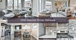 Beautiful Bungalow 3+2 Bed W/In-Law Suite in Oshawa