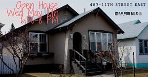 OPEN HOUSE- Wed May 10th, 6:30-8:00 PM...487-11th STREET EAST
