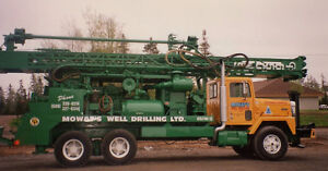 Well Drilling Business For Sale