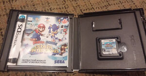 Jeux DS : Mario & Sonic at the Olympic Winter Games 2010/complet