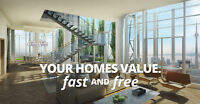 THINKING OF SELLING SUMMER 2015? FIND YOUR HOME'S VALUE!