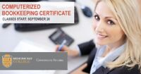 Computerized Bookkeeping Certificate
