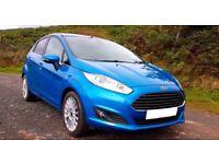 2013 Ford Fiesta 1.0 Econetic Technology 125 Titanium 5Dr Petrol