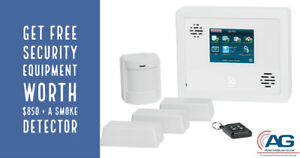 Get a year of Amazon Prime with any home security package!