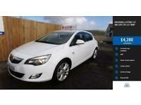 2011 Vauxhall Astra 2.0 SRI CDTI 5d 157 BHP Hatchback Diesel Manual