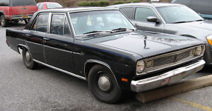 Looking to buy a valiant