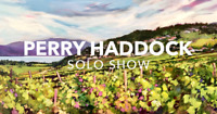 Perry Haddock: Solo Art Show