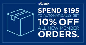 Isagenix weight loss system on sale 10% off