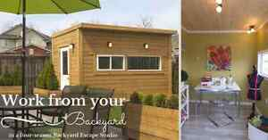 Modern Sheds and Smart Garden Offices