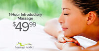 Enjoy quality massages, affordable prices, plus direct billing