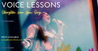 Vocal coaching to help you grow and expand! (Virtual Lessons)