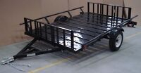 Pro - X trailers all powder coated trailers