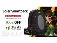 Best Christmas Gift for Outdoor holiday maker, Digital nomads, Hikers, Bikers, Campers and Student.