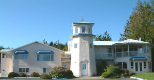 Semi Waterfront Home, Qualicum North, Vancouver Island