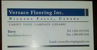 Carpet vinyl flooring installation and services