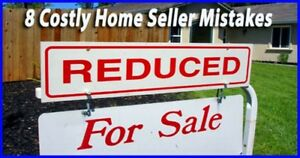 FREE REPORT - ***  COSTLY HOME SELLER MISTAKE  ***