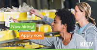 Warehouse Workers Material Handlers - Shipper/Receivers