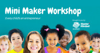 Mini Maker Workshop (kids 4 - 6 years old) Moncton New Brunswick Preview