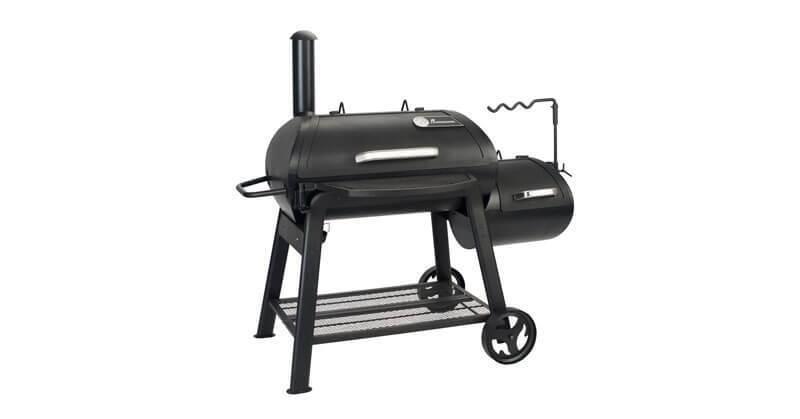 Landmann Holzkohlegrill Grill Lok 11093 : Landmann xxl grill lok smoker bbq holzkohle grill