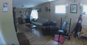 Downstairs flat 4 BR Beech Halifax  $1850/month