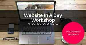 "Build Your Website in a Day - No ""Techie"" Experience Needed"