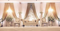ELEGANT WEDDING DECORATION  AT A GREAT PRICE