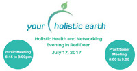 Holistic Health and Networking Evening