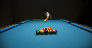Private pool and billiards lesson $40 per hour Kitchener / Waterloo Kitchener Area image 3