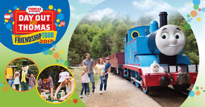 Day out with Thomas - 4 tickets - St.Thomas ON