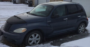 2004 PT Cruiser Hatchback