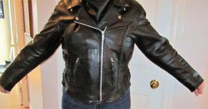 Ladies Motorcyle Jacket