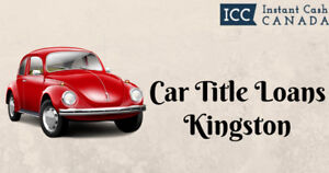 Avail up to $40,000 with Car Title Loans Kingston
