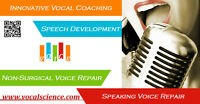 Vocal Science: Innovative Singing Lessons & Voice Repair.