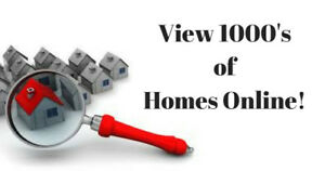 View Thousands of Homes Online all in one place!