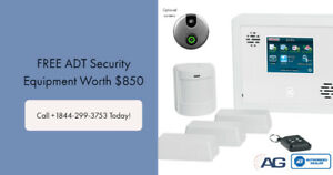 Get FREE ADT Home Security System worth $1150 from Alarm Guard