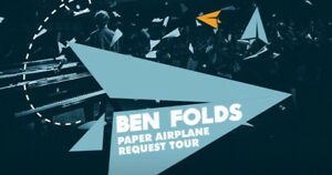 1, 2, or 3 BALCONY Tickets for Ben Folds at the Phoenix Oct 24th