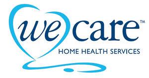 Registered Care Aides-HCAs Creston/Cranbrook/Invermere/Kimberley