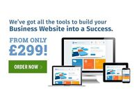 EXPERT WEB DESIGN | GET A WEBSITE FOR ONLY £299!