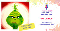 East Coast Art Party - The Grinch