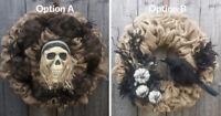Halloween Wreath Making Workshop