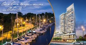 NEW CONDOS IN OAKVILLE 5% DOWN ONLY + ★Upto $10,000 CASHBACK★ Oakville / Halton Region Toronto (GTA) image 1