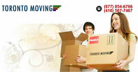 Toronto Moving Services (416) 567-7467