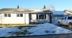 Perfect location for this family home in Melfort!