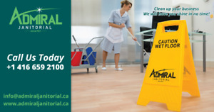 Janitorial & Office Cleaning Supplies Delivered in Mississauga